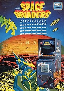 Juego Maquina Arcade Space Invaders
