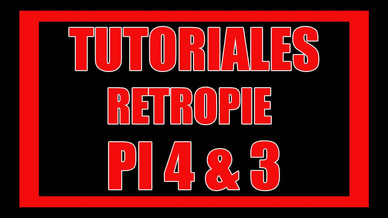 Tutorial retropie para raspberry