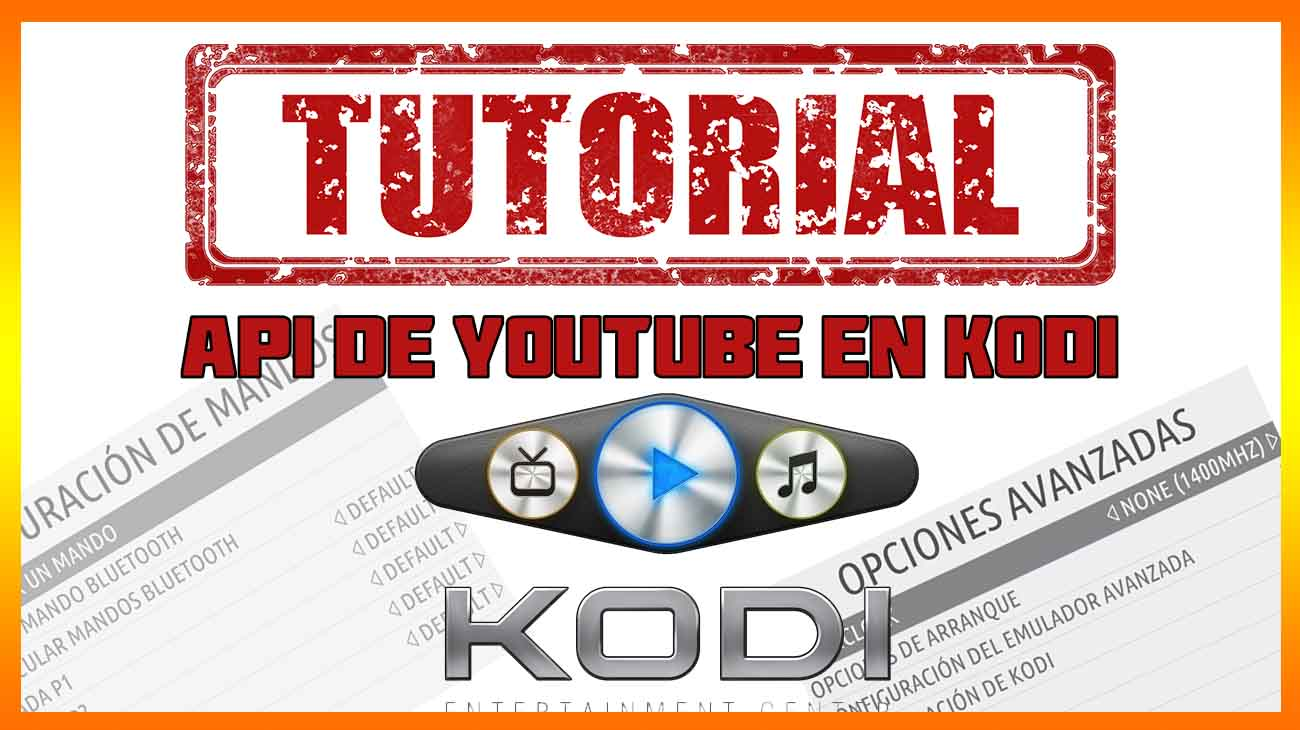 youtube kodi recalbox